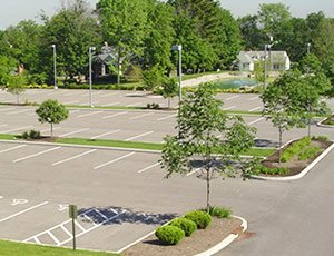 Sparse Applications in Parking Lots