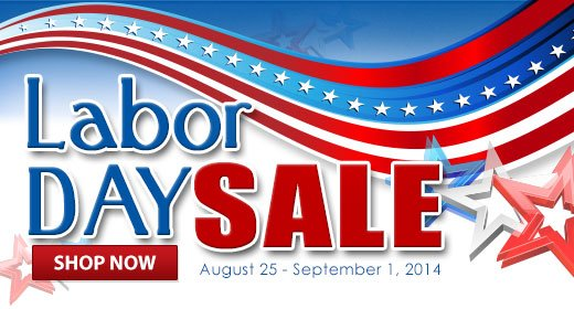 Labor Day Sale at Sprinkler Warehouse