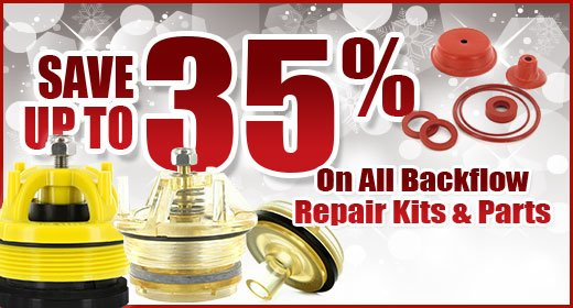 Save Up to 35% on Repair Parts