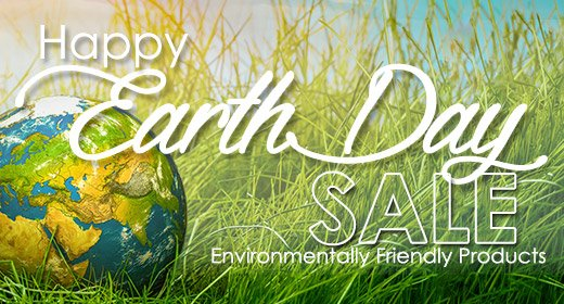 Happy Earth Day Sale 2014 at Sprinkler Warehouse
