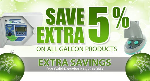 Save 5% on Galcon