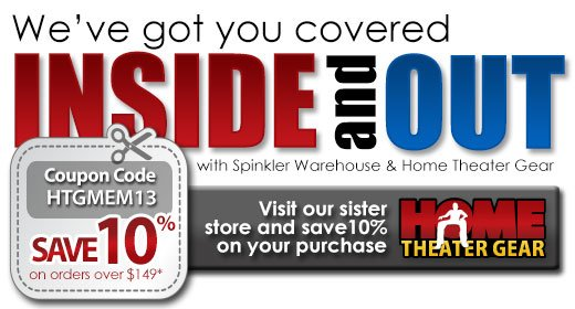 Inside and Out: We've got you covered!