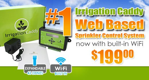 Irrigation Caddy Now at Sprinkler Warehouse!