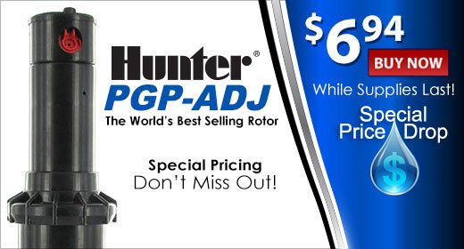 Hunter PGP-ADJ Sale