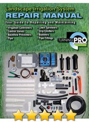Landscape Irrigation System Repair Manual