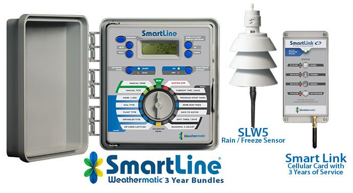 Weathermatic SmartLine 3 Year Bundles