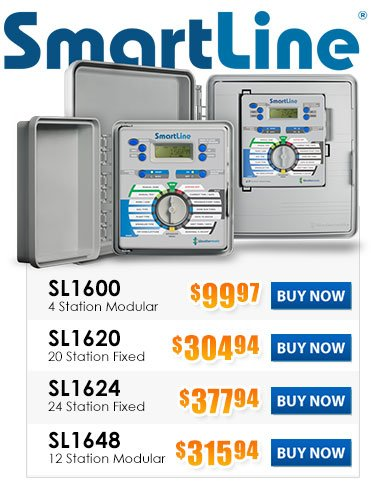 Weathermatic SmartLine Controllers