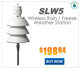Weathermatic SmartLine Weather Station