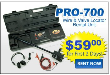 Armada Tech Pro-700 Rental Unit
