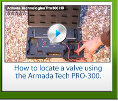How to loace a valve using the Armada Tech Pro-300