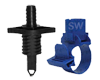 universal snap tap saddle for poly pipe