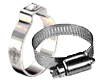 Poly Pipe Clamps