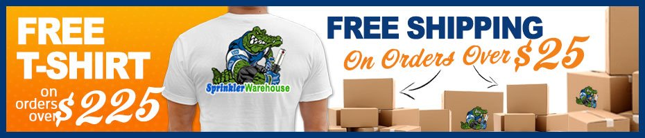 Free Shipping on Orders Over $25 | Free T-Shirt on Orders over $225