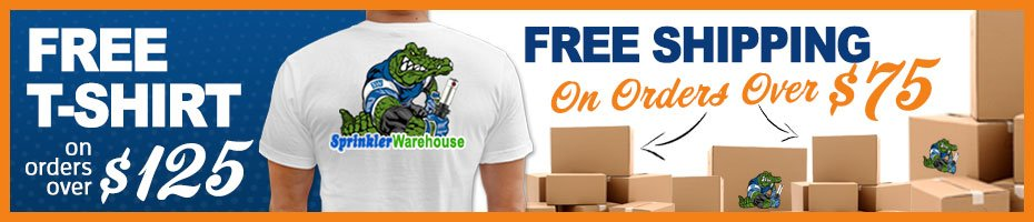 Free Shipping on Orders Over $75 | Free T-Shirt on Orders over $125