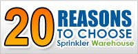 Shop Sprinkler Warehouse