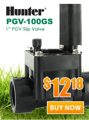 Hunter PGV-100GS Valve