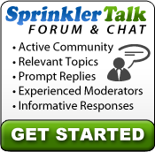 Sprinkler Talk Forum & Chat